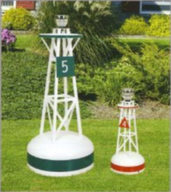 Ornamental Buoys