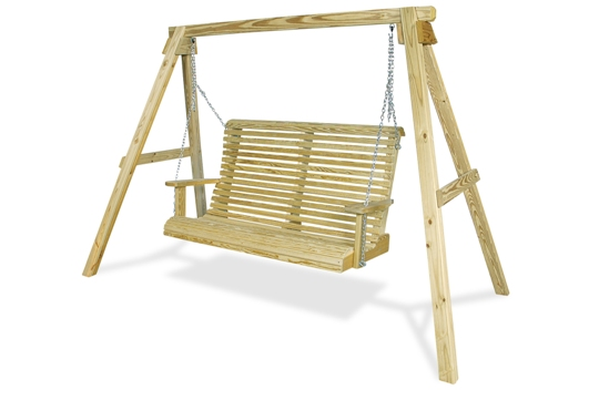 Rollback Bench Swing