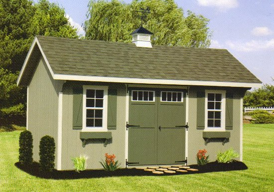 Wood project kits backyard wood storage sheds two story for Outdoor wood shed