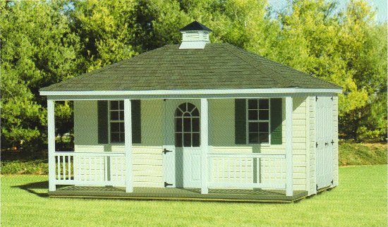 Outdoor Home Center Sheds Porches