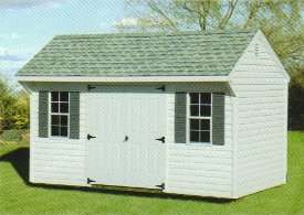 Outdoor Home Center Sheds Quaker
